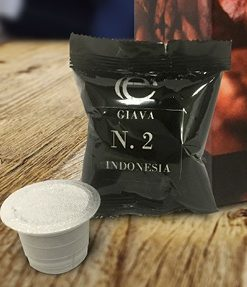 Giava Indonesia Nespresso 100 capsule compatibili
