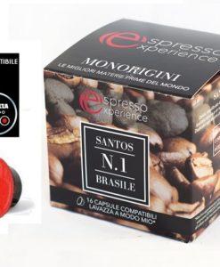Promozione capsule Lavazza A Modo Mio Mono Origine cialde compatibili